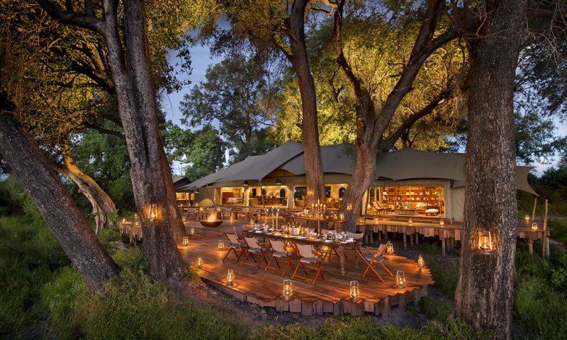Duba Plains Camp - Botswana