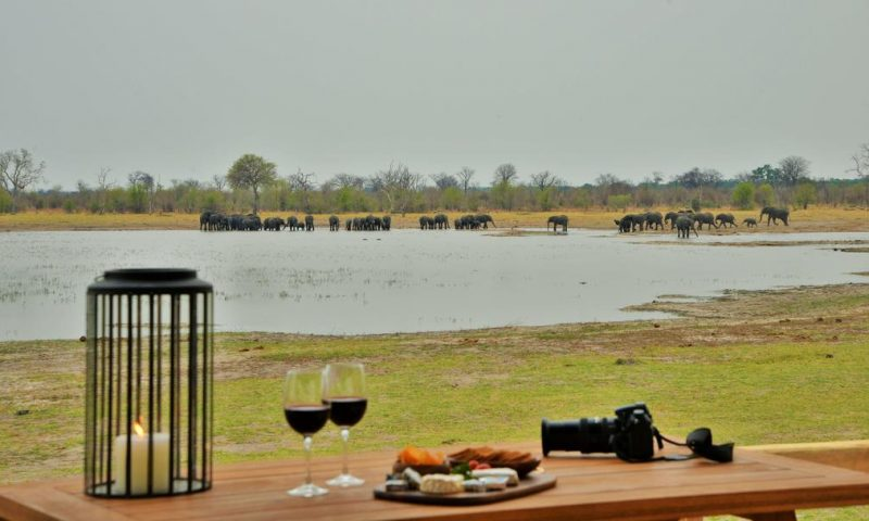 Nogatsaa Pans Lodge - Botswana