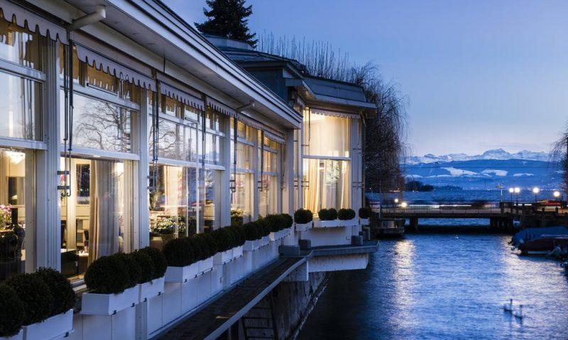 Baur au Lac Zurich