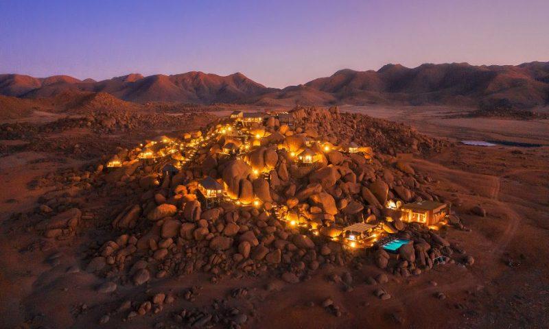 Zannier Hotels Sonop - Namibia