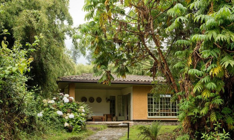 Sabyinyo Silverback Lodge - Rwanda