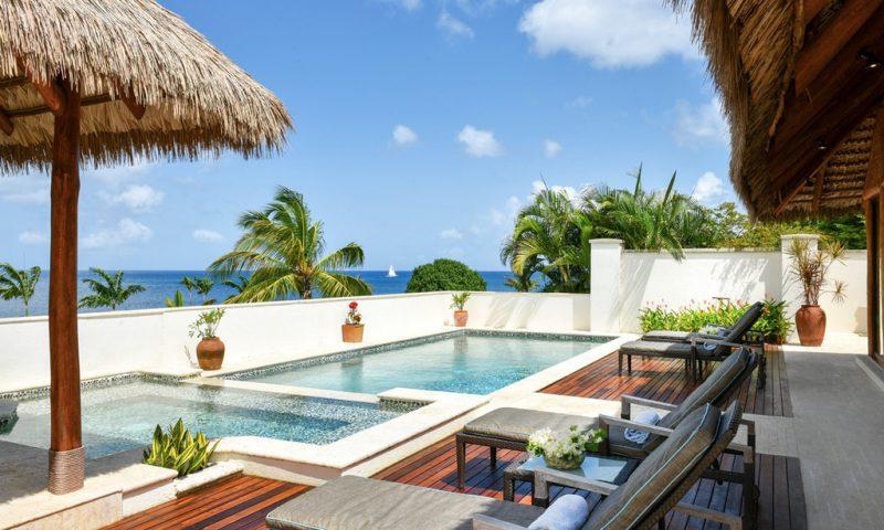 Paradise Beach Nevis Saint Kitts & Nevis