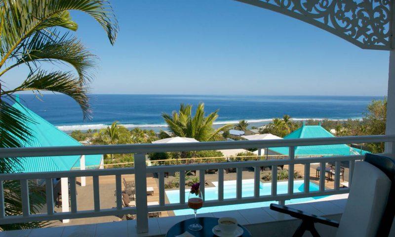Blue Margouillat Seaview Hotel REUNION