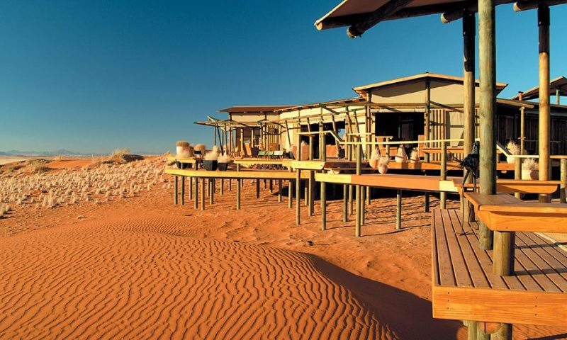 Wolwedans Dunes Lodge - Namibia