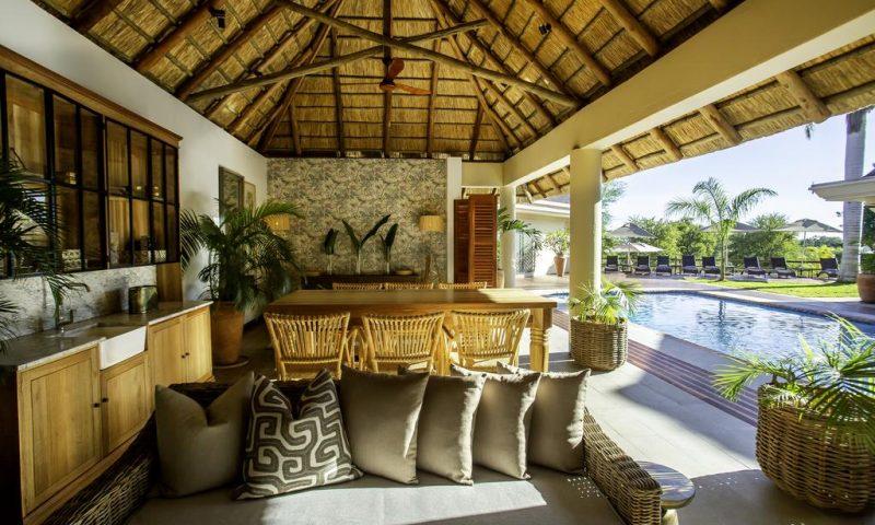 Ilala Lodge Victoria Falls Zimbabwe