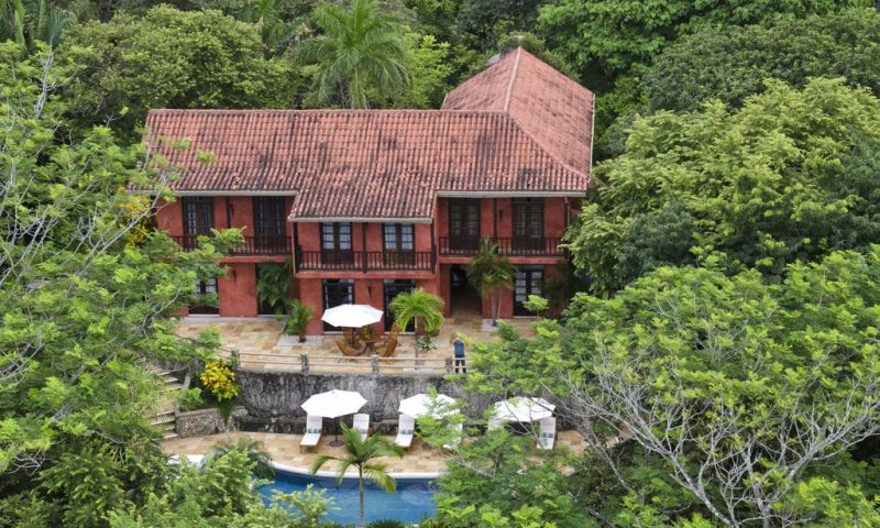 Hacienda Barrigona Costa Rica