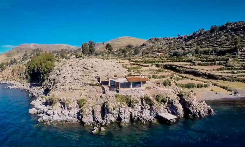 Amantica Lodge Titicaca Peru