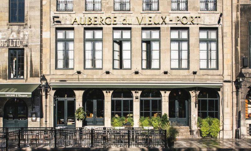 Auberge du Vieux-Port Montreal