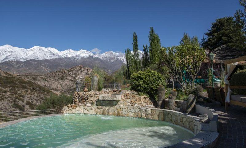El Carmelo Mountain Lodge Mendoza Argentina