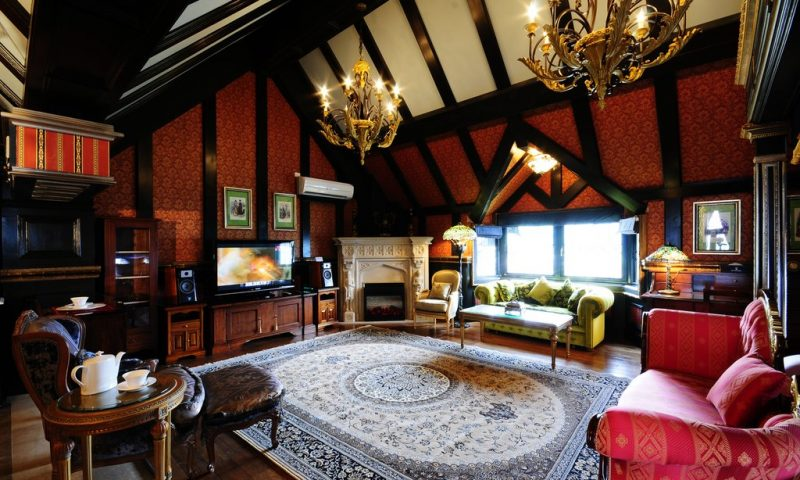 The Old England Manor Taiwan