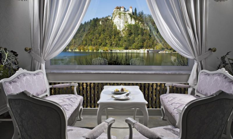 Grand Hotel Toplice Bled