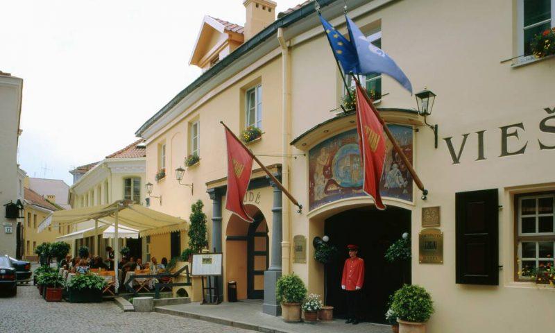 Stikliai Hotel Vilnius