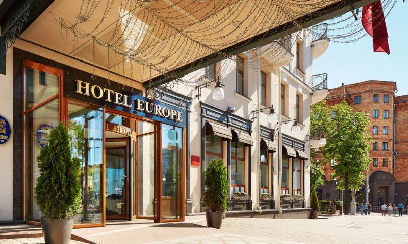 Hotel Europe Minsk