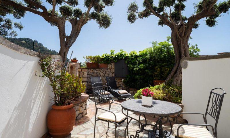 Sina Hotel Flora Capri