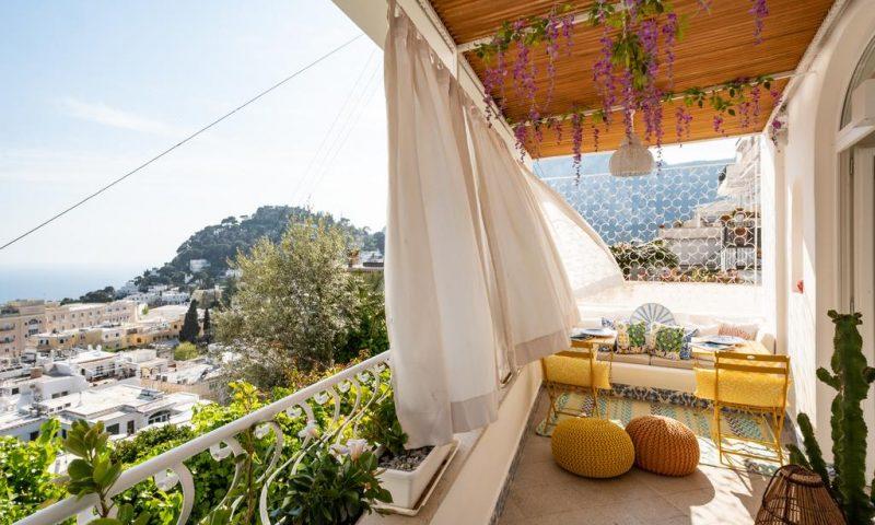 Suite Elegance Belvedere Capri