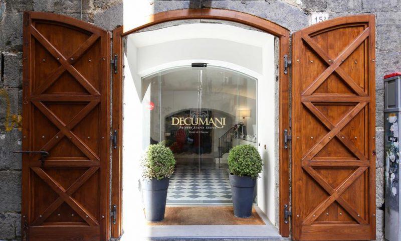 Decumani Hotel De Charme Naples