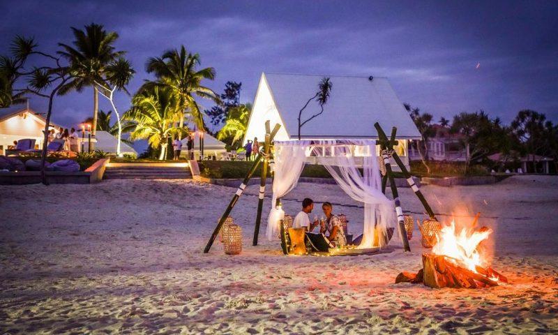 Tamanu on the Beach