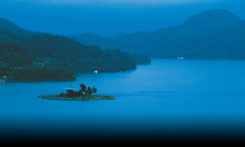 The Lalu Sun Moon Lake