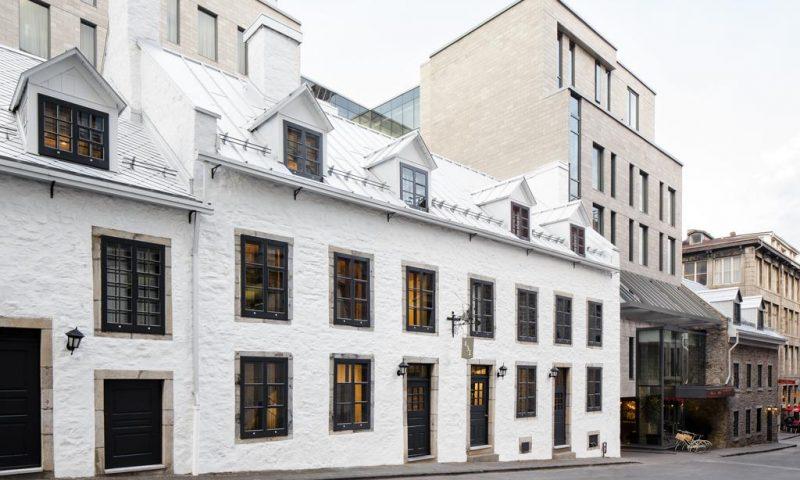 Hotel William Gray Montreal