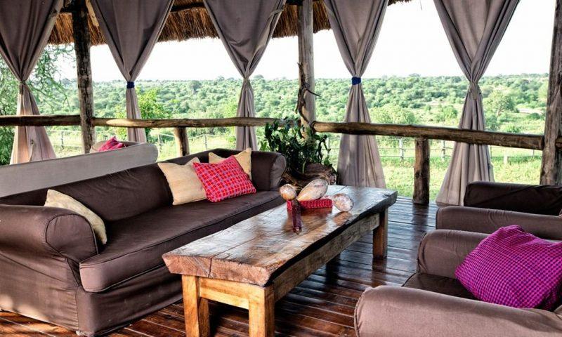Mbali Mbali Tarangire River Camp
