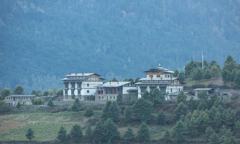 Gangtey Lodge Bhutan