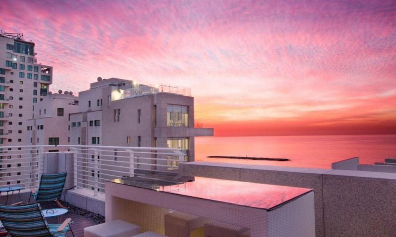 The Savoy Sea Side Hotel Tel Aviv
