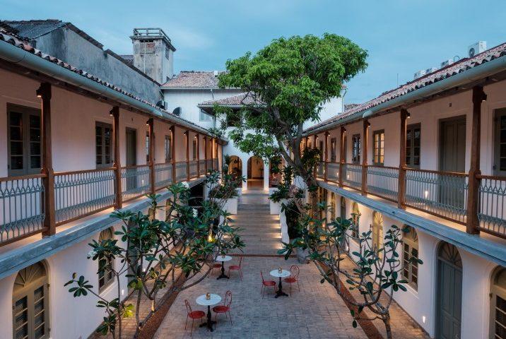 The Fort Bazaar Galle