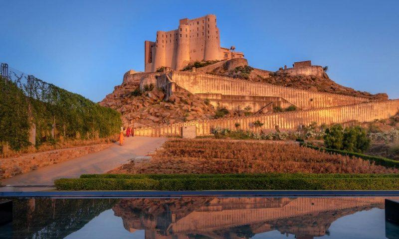 Alila Fort Bishangarh Jaipur
