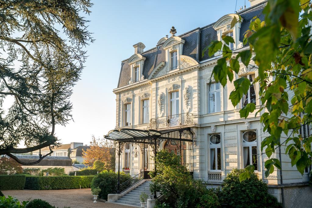 Château de Verrières Saumur