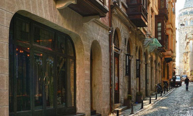 Georges Hotel Galata Istanbul