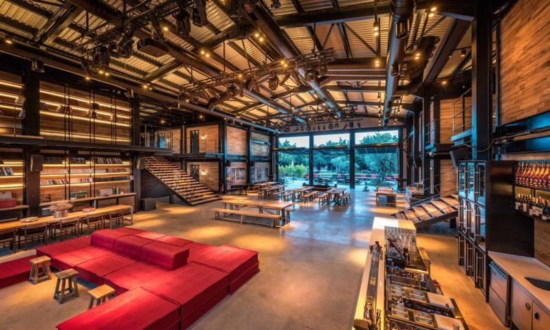 The Stay Alacati Warehouse