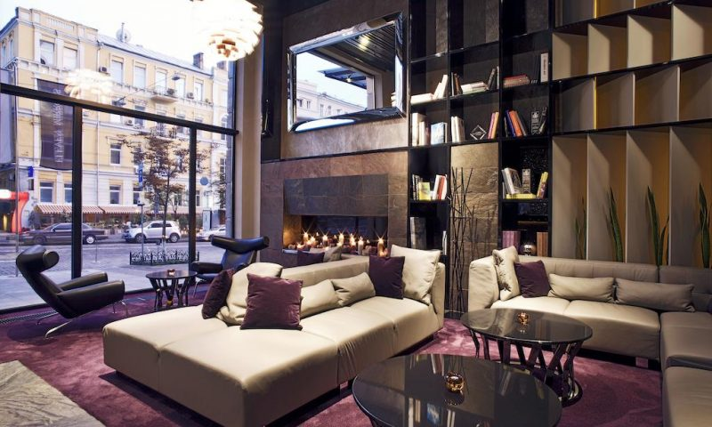 Hotel 11 Mirrors Kiev