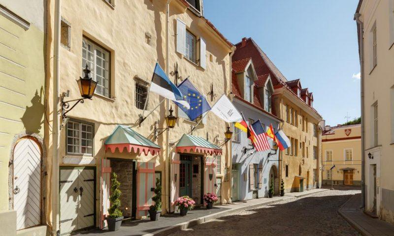 Schloessle Hotel Tallinn