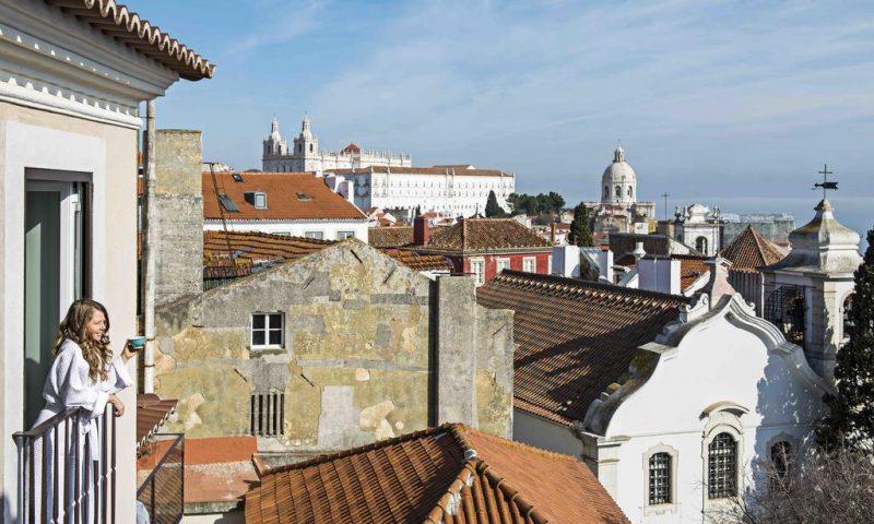 Santiago de Alfama Lisbon