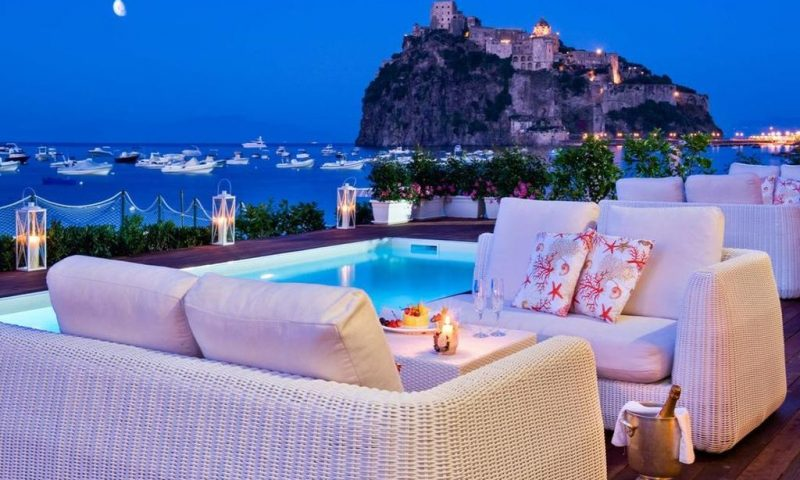 Miramare & Castello Ischia