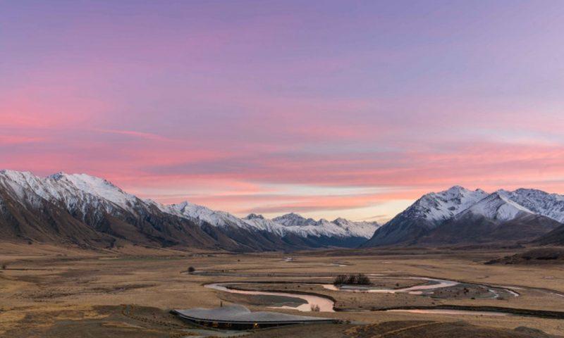 The Lindis Ahuriri Valley