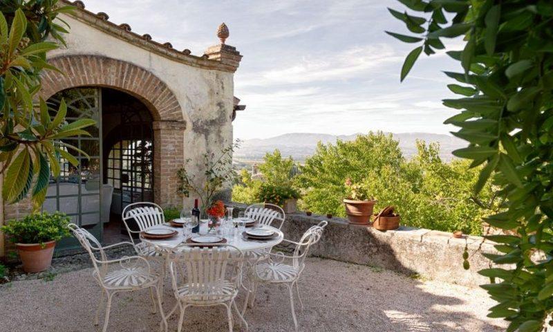 Villa della Genga Country Houses Poreta