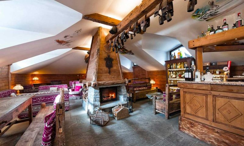 Romantic Hotel Jolanda Gressoney