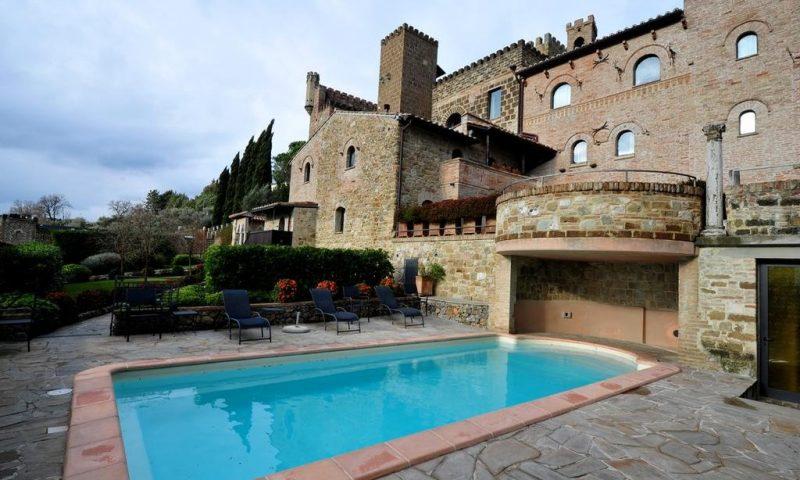 Castello Di Monterone Perugia
