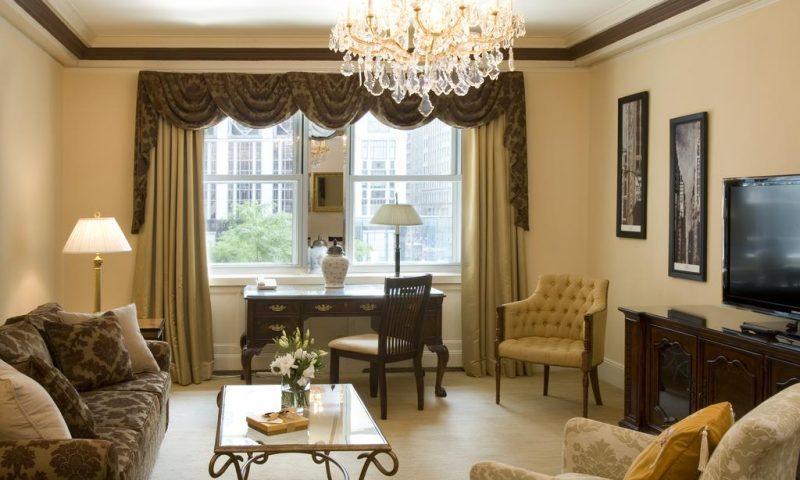 The Sherry Netherland Hotel New York