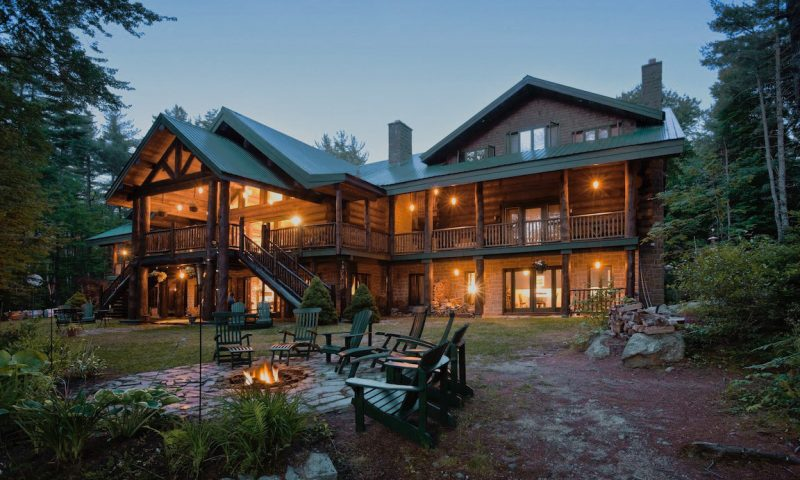 Trout Point Lodge Nova Scotia Canada
