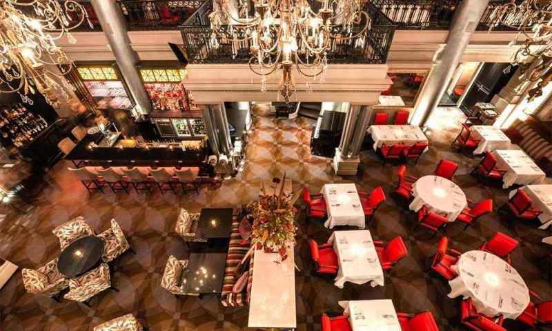 Hotel Le St James Montreal