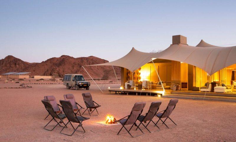 Hoanib Skeleton Coast Camp Namibia