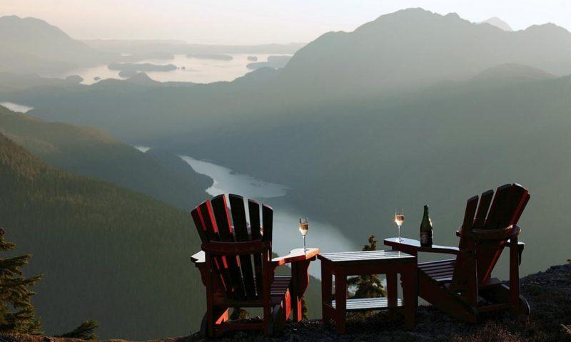 Clayoquot Wilderness Resort - British Columbia - Canada