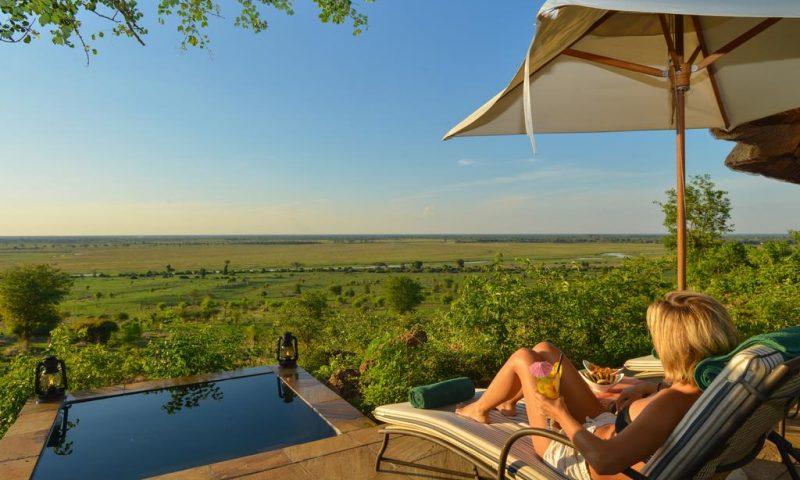 Ngoma Safari Lodge Botswana