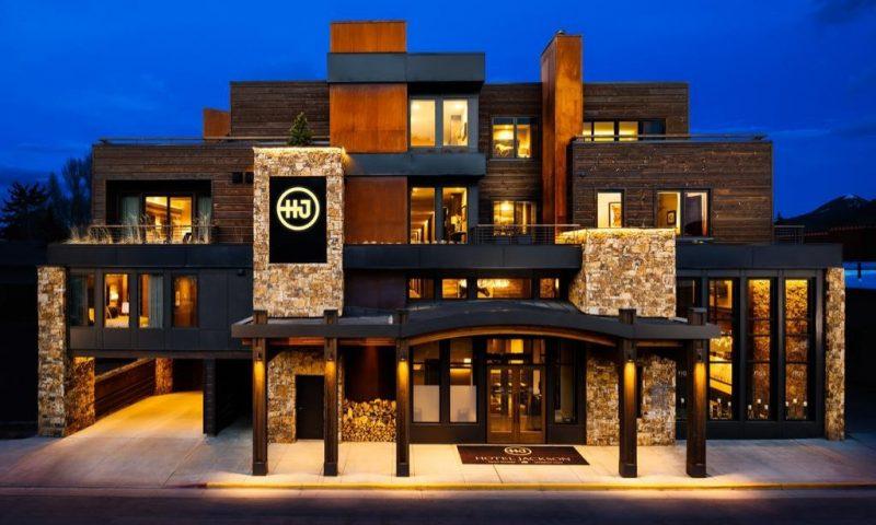 Hotel Jackson - Wyoming