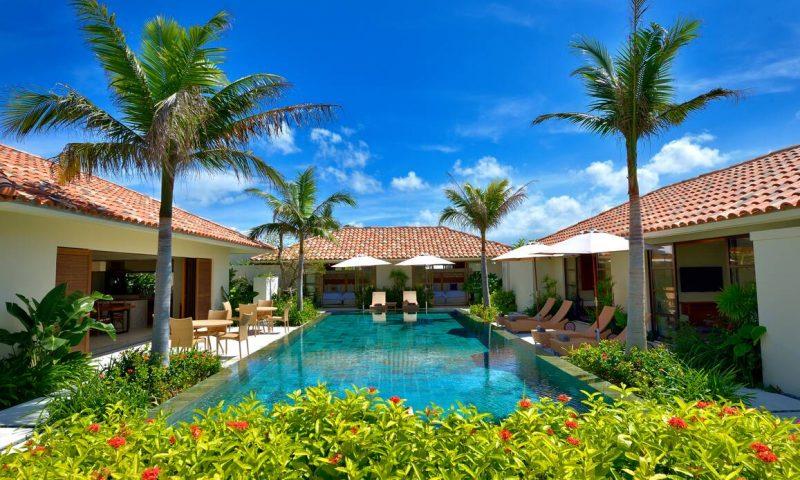 The Uza Terrace Beach Club Villas Okinawa - Japan
