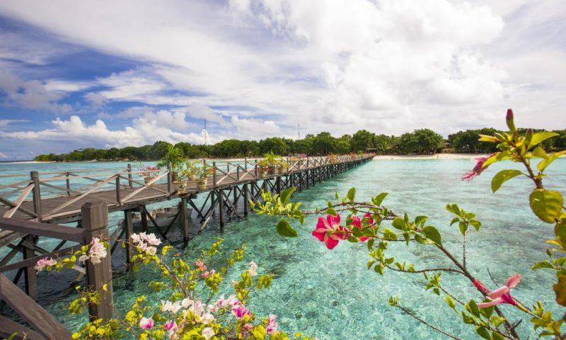 Pom Pom Island Resort - Malaysia