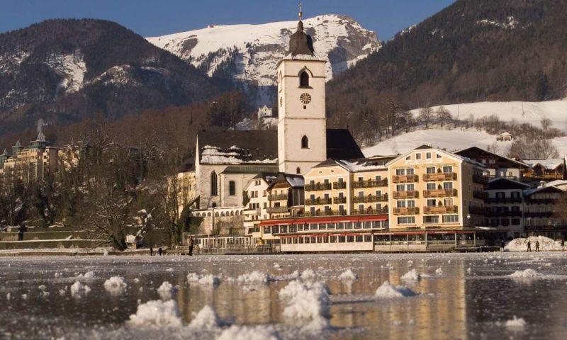 Romantik Hotel Im Weissen Rössl St. Wolfgang im Salzkammergut, Upper Austria