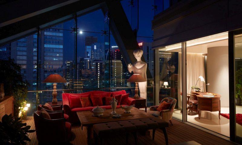 Hotel Éclat Beijing - China